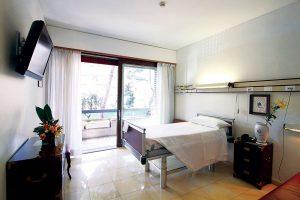 Camera casa di cura privata Roma - Villa Margherita