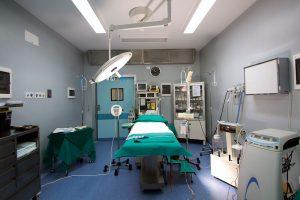 Sala parto clinica privata Roma - Villa Margherita