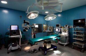 Sala operatoria - Clinica Villa Margherita Roma