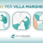 V-DAY per Villa Margherita allo Spallanzani di Roma.